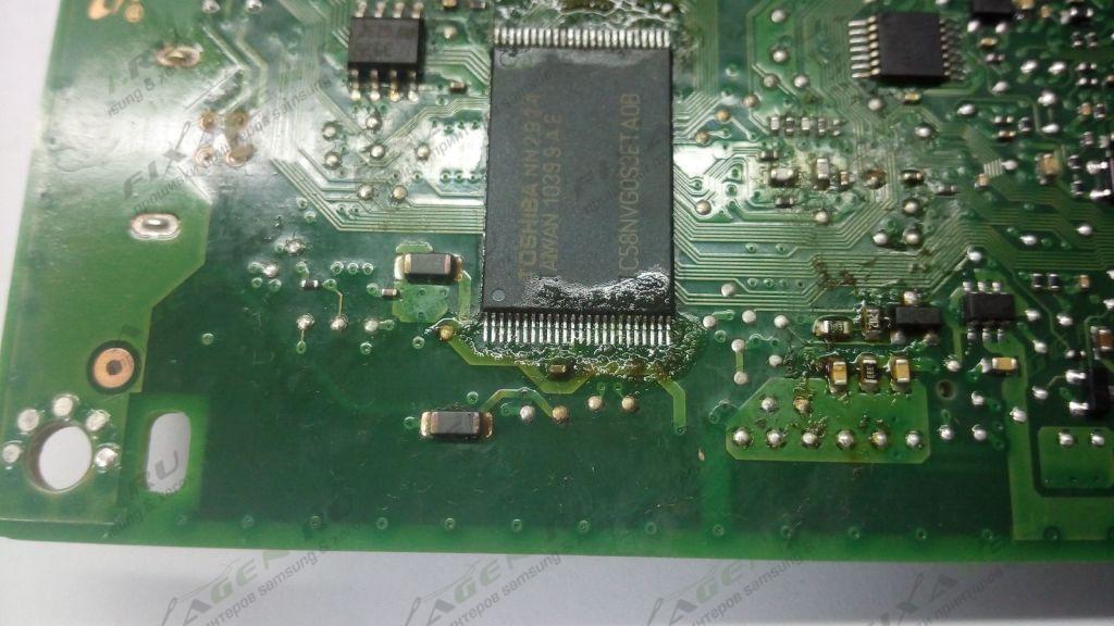 Фикс прошивка Xpress C460FW CLX-3305