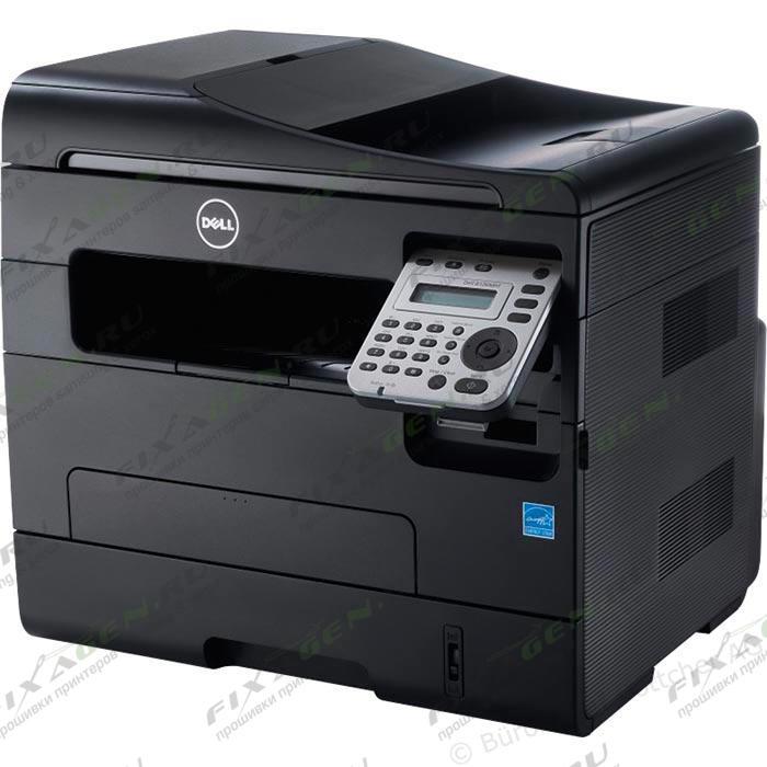 Прошивка принтера Dell B1265DNF V3.70.01.14