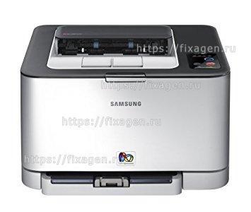 Прошивка Samsung CLP-320, CLP-325, CLP-325K